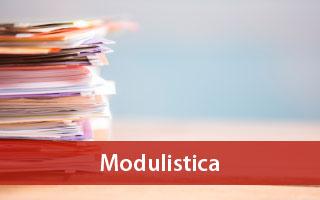 modulistica, moduli e documenti necessari