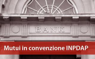 mutui banche convenzionate inpdap